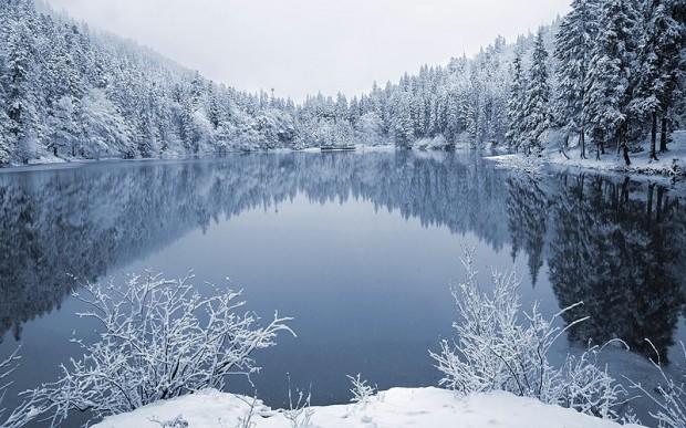 Самое красивое озеро