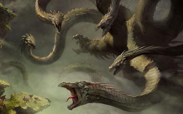 Самые интересные сказочные существа