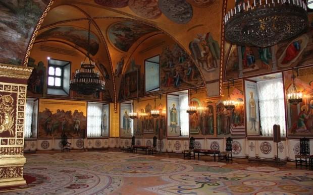 Самые старые здания Москвы
