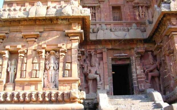 Самый большой храм Индии – Брихадешвара