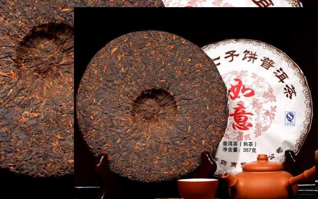Свойства и польза китайского чая Пуэр