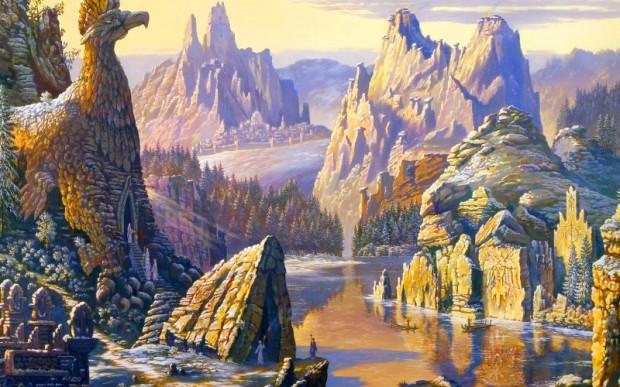 Священная Алатырь гора и Калинов Мост – Эльбрус и его окрестности