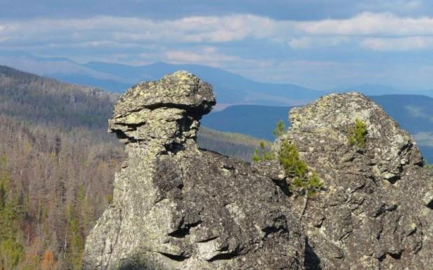 Уральские тайны: горы Кумба и Золотой камень