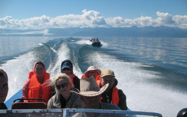 Семейный отдых на Байкале