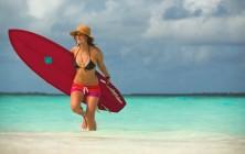 Серфинг в марте