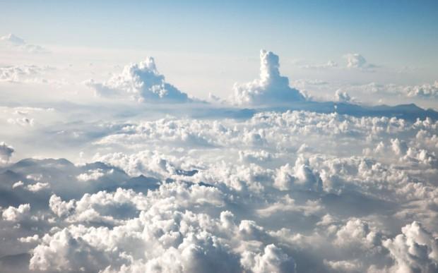 Сказочные облака