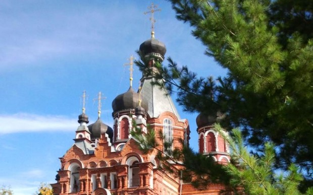 Смоленск и его древние храмы