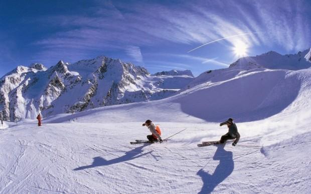 Снежное царство Монте-Роза (Monte Rosa)