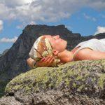 Спящий Саян и Висячий Камень