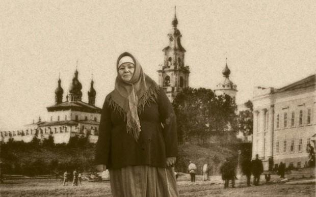 Старинный город Кострома