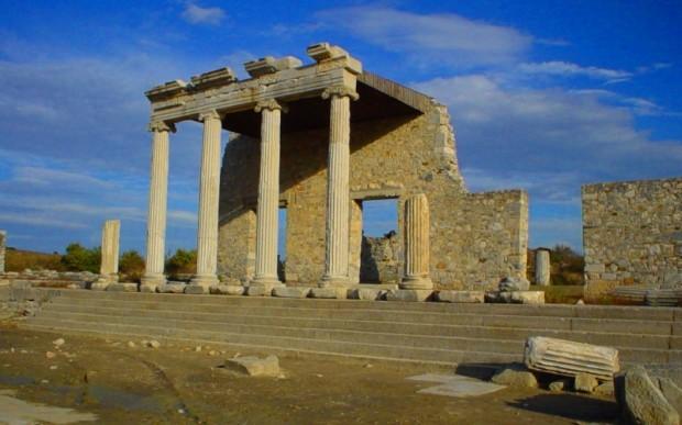 Счастливая Ольвия или древний город на берегу Черного моря