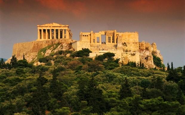 Такая знакомая и загадочная Греция
