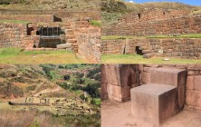 Типон. Римские акведуки отдыхают