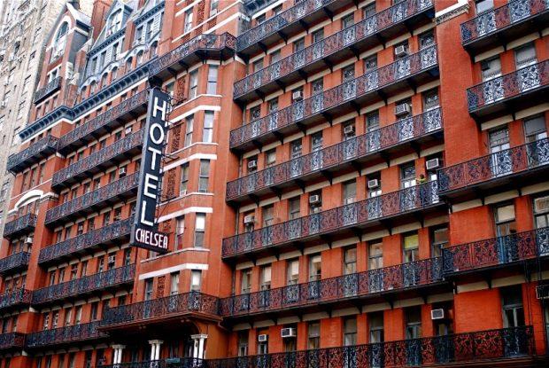 Топ-10 отелей с привидениями