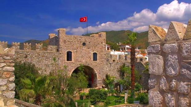 Туризм и отдых в Мармарис, Турция