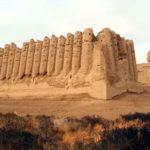 Туркменистан. Древний город Мерв