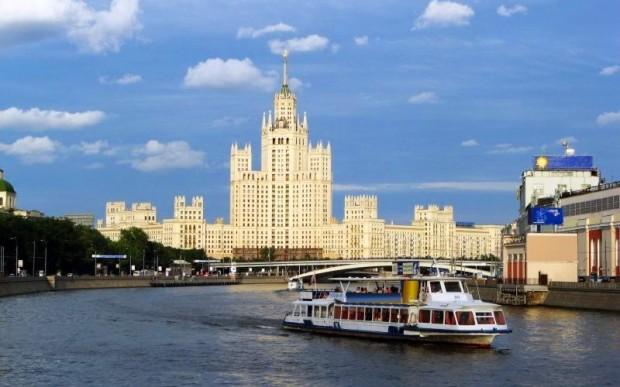 Увлекательные прогулки на теплоходе по Москве-реке