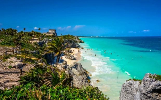 Удивительное путешествие в древний город майя – Тулум