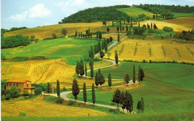 Удивительный край Италии – Тоскана