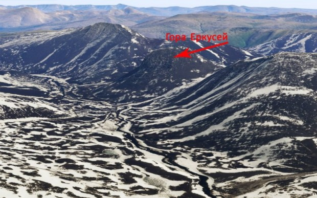 Уральская Шаман-гора (Еркусея)