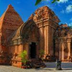 Храм богини По Нагар, Нячанг, Вьетнам (33 фото)