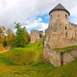 Цесис, Латвия