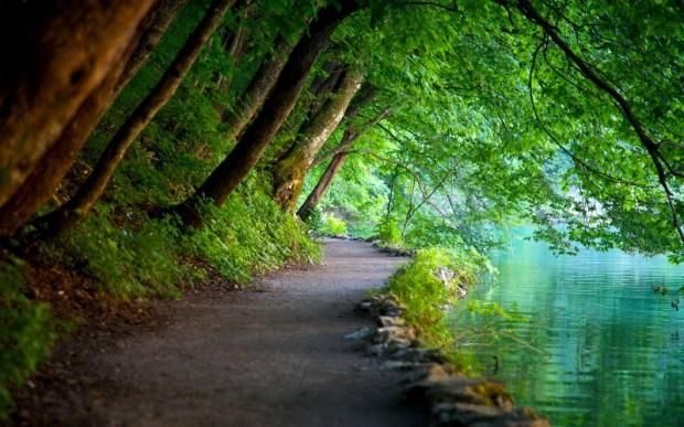 Чарующие взор Плитвицкие озера