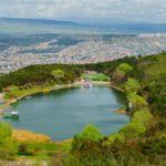 Черепашье озеро – место для семейного отдыха, Грузия (9 фото)