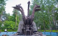 Чертово городище в Новосибирске и другие достопримечательности
