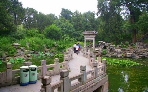 Чудеса Поднебесной: Парк северного моря – Бейхай