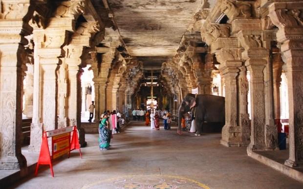Шрирангам (Шри Ранганатхисвами) в Тричи