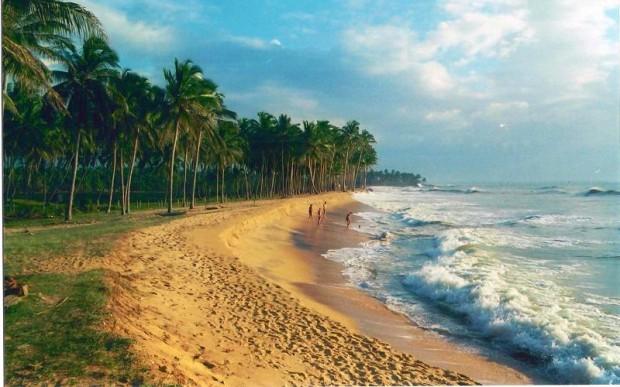 Шри-Ланка туристическая