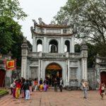 Экскурсии во Вьетнаме: храм Литературы (7 фото)