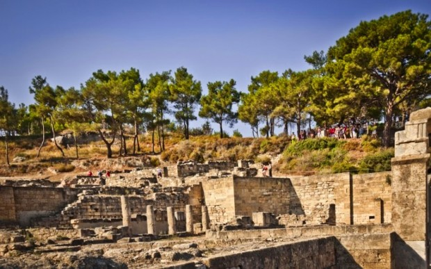 Экскурсии и отдых на острове Родос