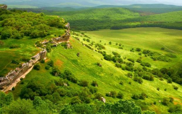Экскурсии по Крыму. Неприступный Мангуп-Кале