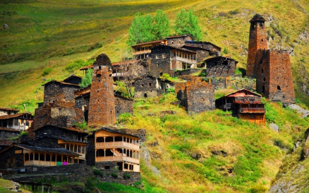 Экскурсия в Тушетию