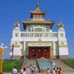 Элиста – буддийская столица России