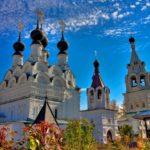 Город православного зодчества – удивительный Муром