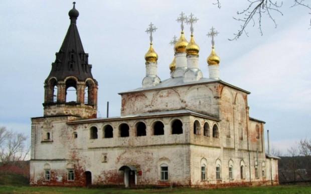 Благовещенский монастырь. Церковь Рождества Христова