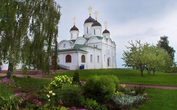Спасский собор Спасо-Преображенского монастыря