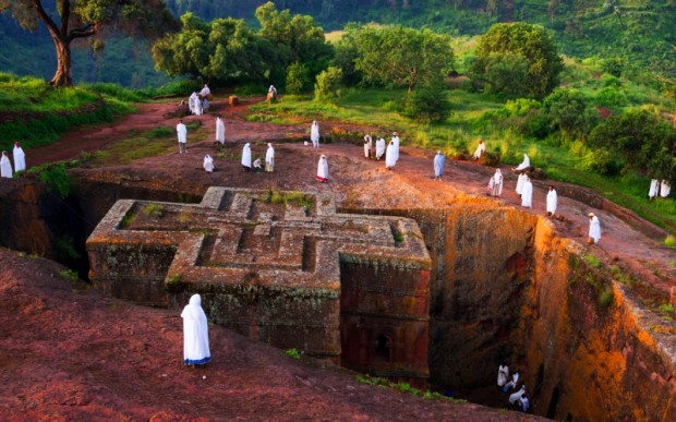 Аксум – путешествие по древнему городу