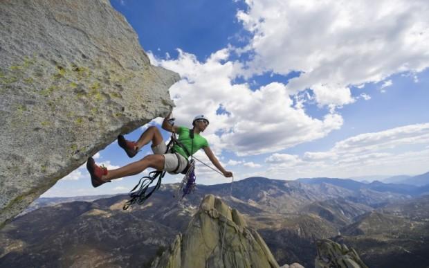 Активный экстремальный отдых – Альпинизм