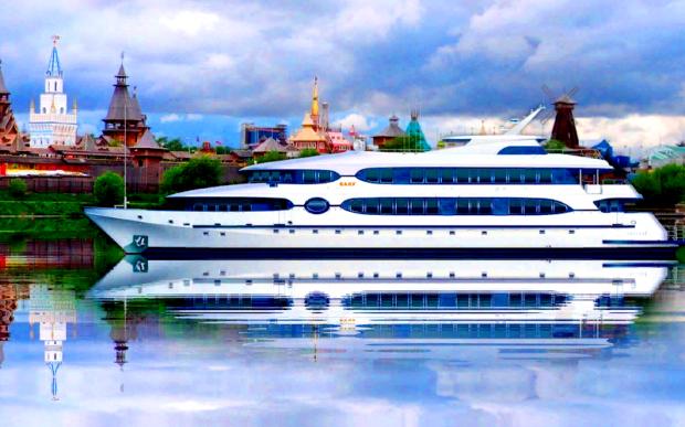 Аренда яхт в Москве
