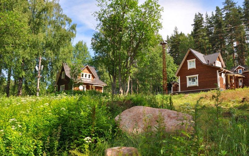 База отдыха в Ленинградской области