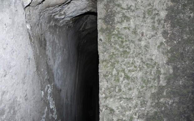 Баксанские пещеры