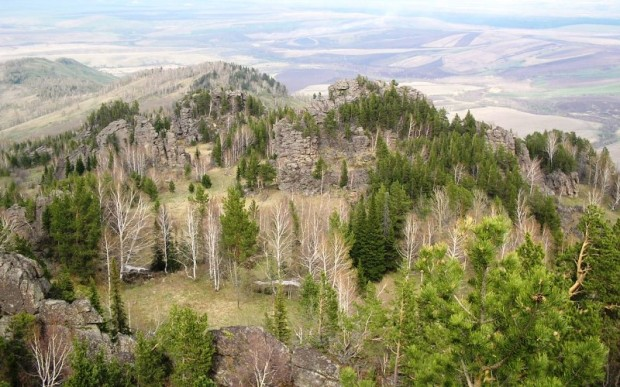 Белокуриха, гора Синюха – рукотворная древность