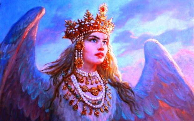 Богиня Нюйва