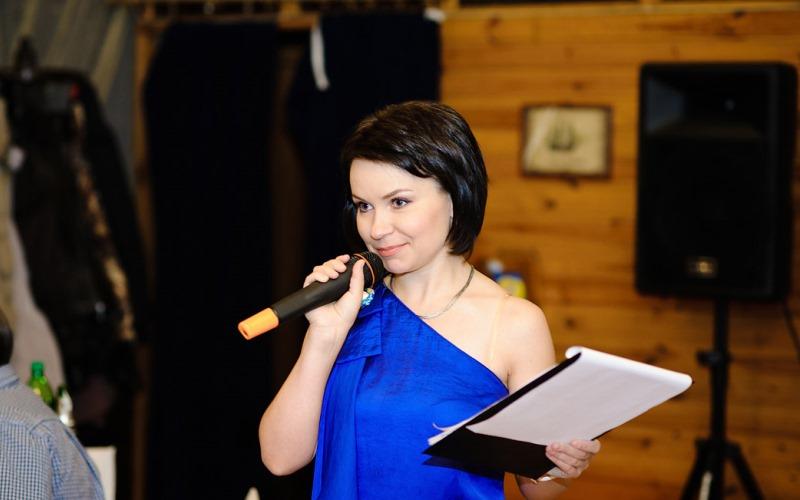 Ведущий на праздники в Киеве