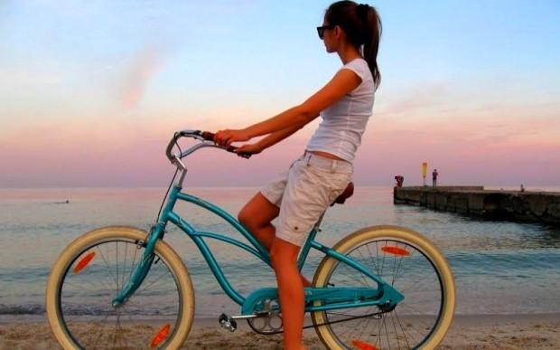 Велотуризм. Тенерифские горки