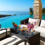 Вилла у моря или сказочный отдых на Кипре (5 фото)